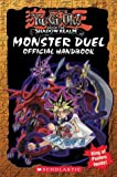 img - for Monster Duel Official Handbook (Yu-gi-oh) book / textbook / text book