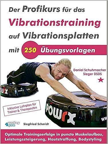 Vibro Shaper Trainingsplan