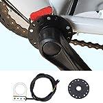 511PVgPk2VL. SS150 Sensore di assistenza al pedale della bicicletta elettrica 5 magneti Sensore di velocità del sensore di assistenza del…