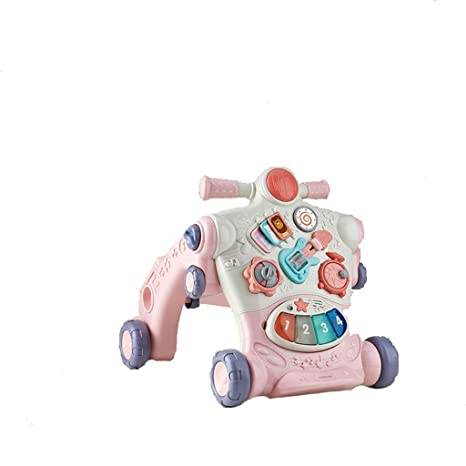 Mjd Cochecitos Baby Walker Trolley Rompecabezas ...