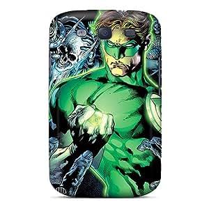 Mialisabblake YIKAdCN3355qosXZ Case Cover Galaxy S3 Protective Case Green Lantern
