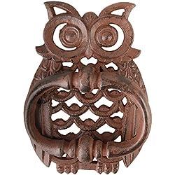 Esschert Design Owl Door Knocker