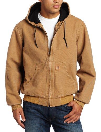 Carhartt Men's Thermal Lined Sandstone Active Jacket