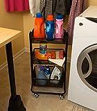 Home Kitchen Bedroom Storage Utility Cart