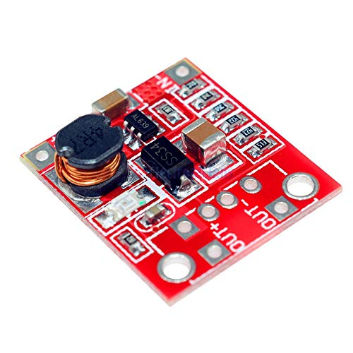 Semoic 3V To 5V 1A Charger For Mp3 Mp4 Phone Dc-Dc Converter Step Up Boost Module Board