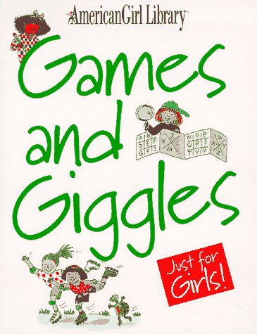 Cosmic Girl Games (Games and Giggles Just for Girls (American Girl)