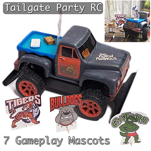 Redneck Roadkill Tailgate Party - College Gameplay Edition - Tailgate - Control Remote Gator Car