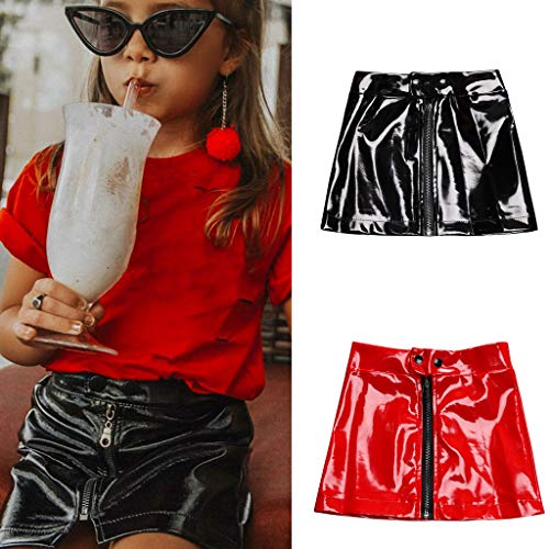 Price comparison product image Hot Sale!Jshuang Baby Girls Sequins Mini Skirt Princess Polyer Zipper Bright Outfits Clothes