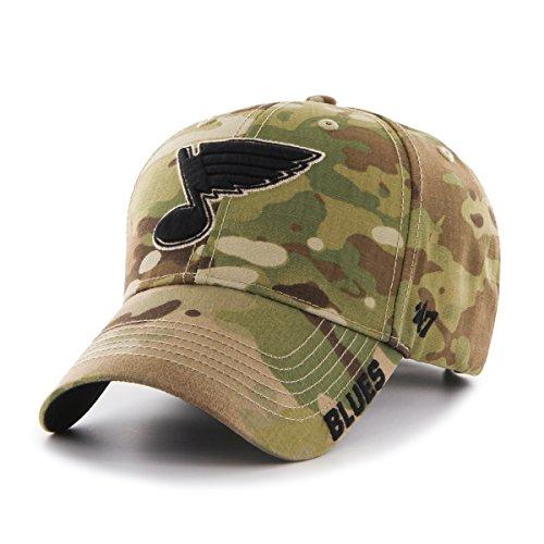 47 NHL St  Louis Blues Myers MVP Adjustable Hat, One Size