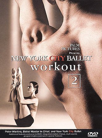 new york city ballet workout 2 - 5