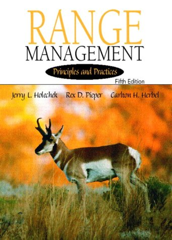 Range Management: Principles and Practices (5th Edition)