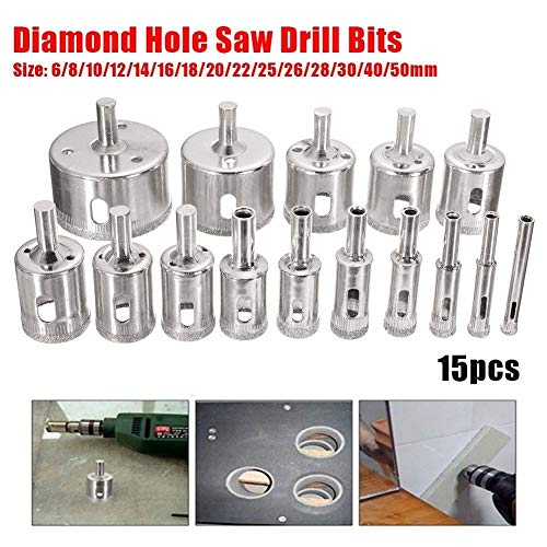 Buy what type of drill bit for granite