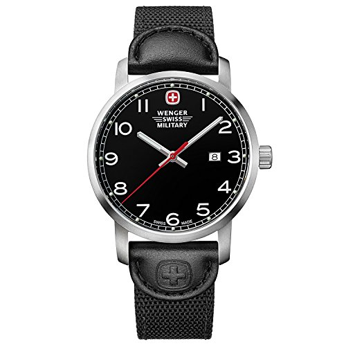 Wenger Swiss Military Men's Avenue Field Watch