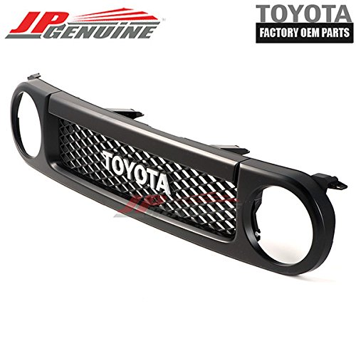 (GENUINE TOYOTA FJ CRUISER FRONT GRILLE OFF ROAD PACKAGE 53100-35B00 2007 -)