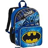 Fast Forward Batman Large Backpack w/Lunch bag