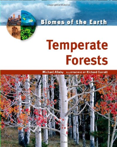 Temperate Forests (Biomes of the Earth) ebook