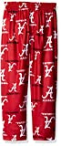 NCAA Alabama Crimson Tide Toddler Team Colored Printed Pant, Victory Red, 2T