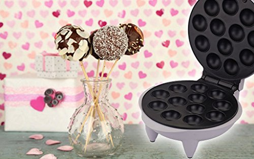 SCHÄFER 1200 Watt Cake Pop Maker / cupcake für 12 Cake Pops sales by Jolta