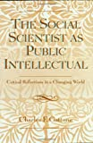 The Social Scientist as Public Intellectual, Charles F. Gattone, 0742537935