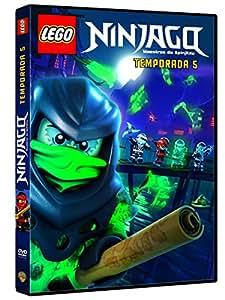 Lego Ninjago Temporada 5 [DVD]: Amazon.es: Animación: Cine