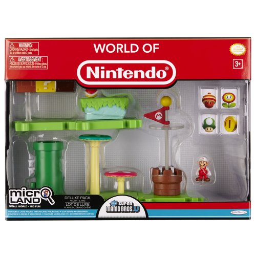 NINTENDO Mario Universe Micro Deluxe