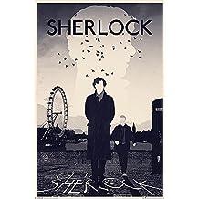 "Sherlock Poster Get Sherlock (24""x36"")"