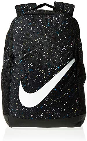 Nike unisex-child Youth Nike Brasilia Backpack All Over Print Ho19