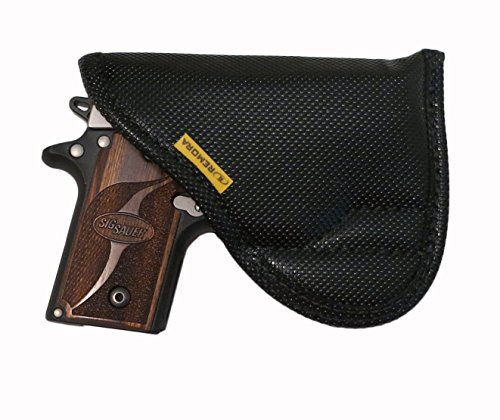 REMORA IWB Holster #2ART Ambidextrous Designed for Small Framed Derringers and Semi-automatics up to 2 3/4 Barrel