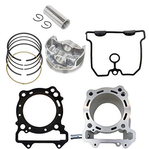 CALTRIC CYLINDER PISTON RING KIT FOR Suzuki LT-Z400 QUADSPORT Z400 2003-2014 BIG BORE 94MM