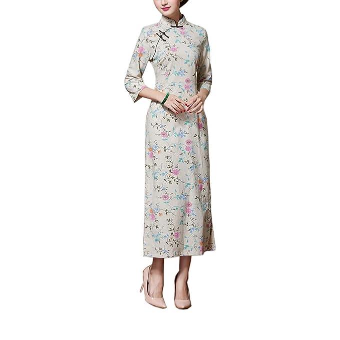 ce6d18467 Vestidos orientales elegantes del traje del estilo chino de ...