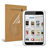 Celicious Impact Anti-Shock Shatterproof Screen Protector Film Compatible with Barnes & Noble NOOK HD