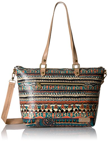 Sakroots City Satchel  Pacific One World