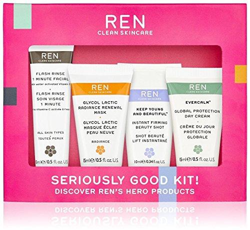 (REN Seriously Good Kit, 1.85 Ounce)