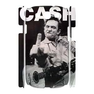 diy 3D Phone Case for Samsung Galaxy S3 I9300 - Johnny Cash case 2