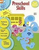 Blue's Clues Preschool Skills, , 1586109936