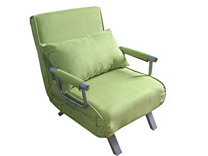 Poltrona Letto 1 Piazza.Italfrom 4034 Divano Letto Sofa Bed Verde Divani 67x69x83h