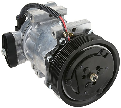 Four Seasons Air Conditioning - Four Seasons 58553 Compressor with Clutch