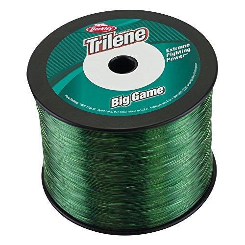 Berkley Trilene Big Game 1 lb。スプールbg180 – 22 by Berkley   B01N8W02A5
