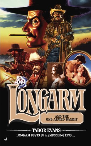 book cover of Longarm and the One-Armed Bandit