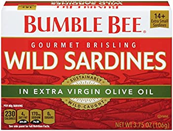 Bumble Bee 3.75-oz Canned Sardines In Extra Virgin Olive Oil