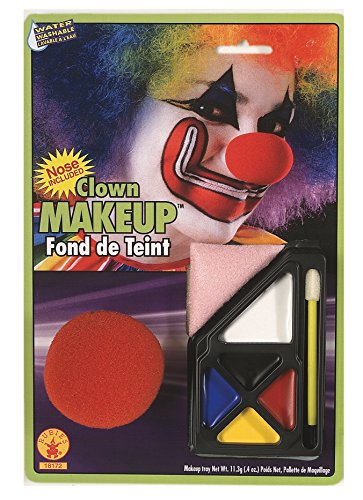 Makeup Kit Sale Online (Rubie's Costume Co Studio Qlty Mu-Clown Costume)