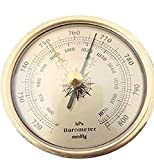 Ajax Scientific MT010-0000 Dual Aneroid Barometer