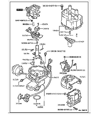 Acura Start Wiring Diagram