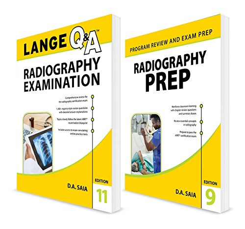 Radiography Review Value Pack (Program Review and Exam Prep / Lange Q & a)
