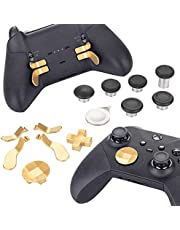 Elite Series 2-kontroller Ersättningsdel tillbehörssats - Guld (Xbox One)