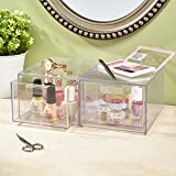 STORi Audrey Stackable Cosmetic Organizer Drawers
