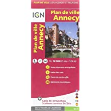 IGN PLAN NO.72544 : ANNECY