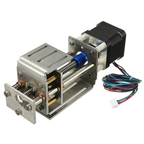 Machifit CNC Z Axis Slide Table 50-60mm DIY Milling Linear Motion 3 Axis Engraving Machine