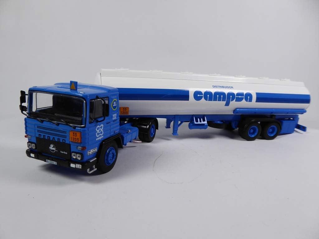 Camion CITERNE PEGASO 1231T CAMPSA 1/43
