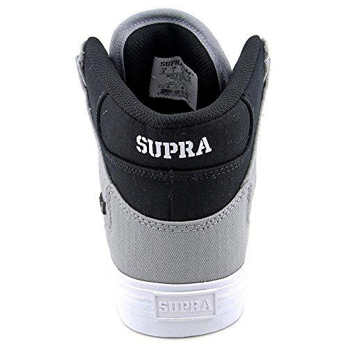 Supra Vaider LC Sneaker Grau / Schwarz / Weiß